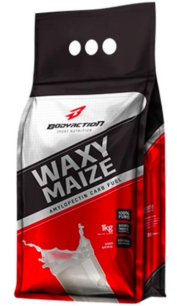 Waxy Maize Pure - BodyAction - REFIL