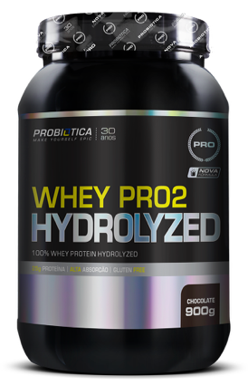 Whey Pro2 Hydrolyzed - Probiotica
