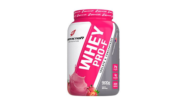 Whey PRO-F Isolate e Concentrate - BodyAction
