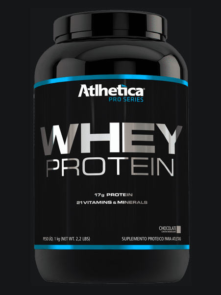 Whey Protein Pro Series - 1Kg - Atlhetica Nutrition