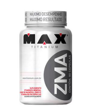 ZMA - 90cap - Max Titanium