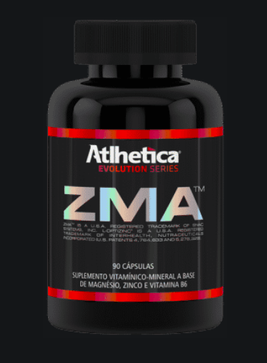 ZMA - Atlhetica Nutrition