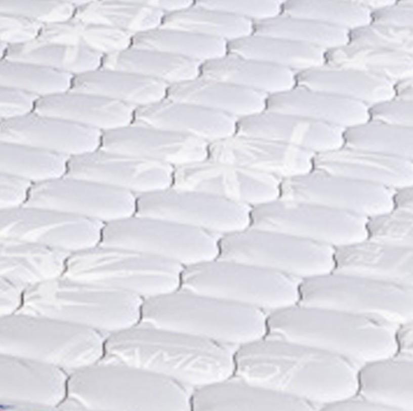 Cama Box Baú Solteiro Branca + Colchão Molas Bonnel - Lucas Home - OuroFlex 88x188x67cm