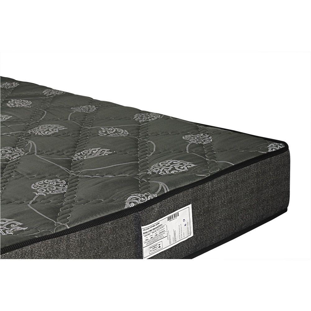 Cama Box Casal + Colchão De Espuma D23 - Prorelax - Sienna 14x188x138cm