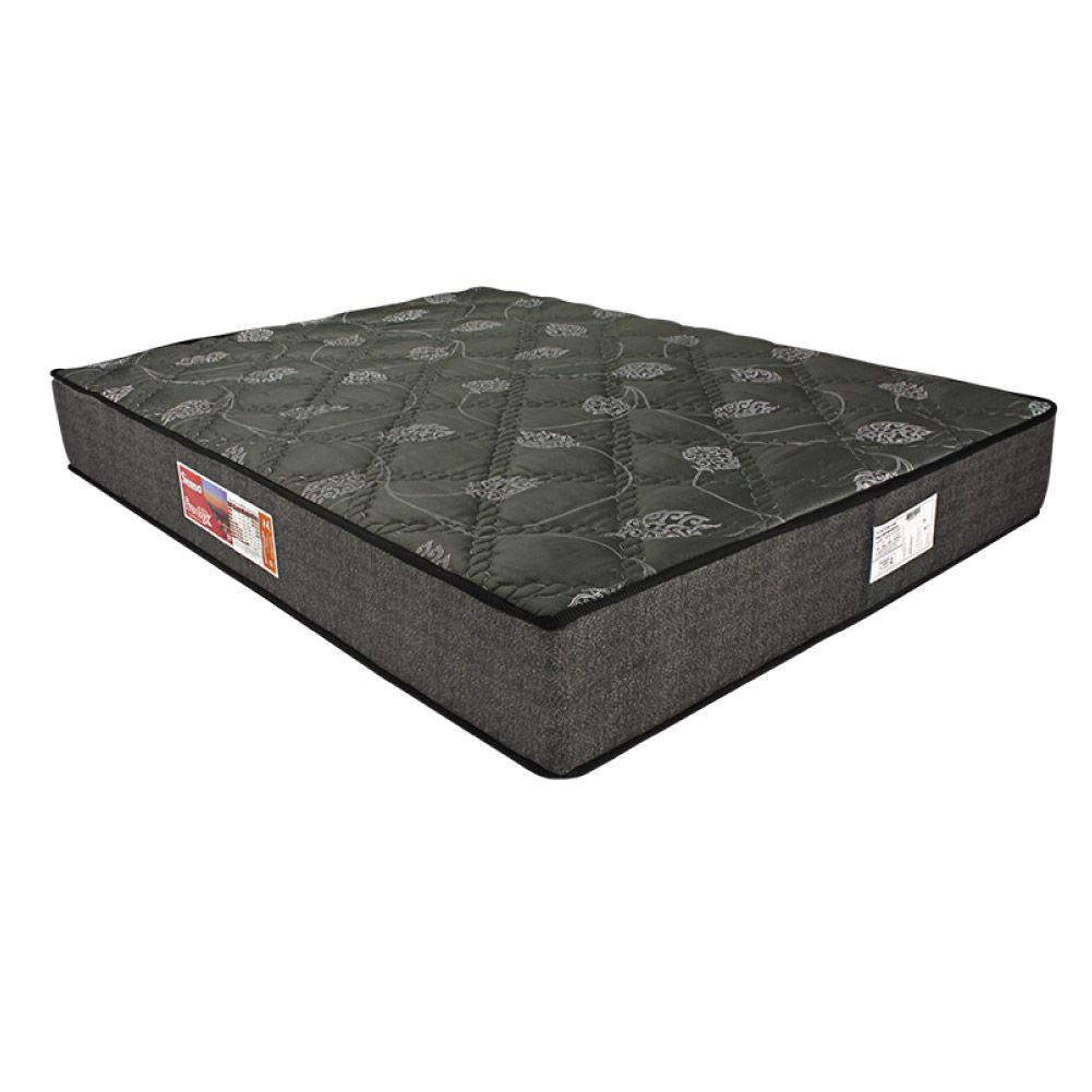 Cama Box Com Baú Casal + Colchão De Espuma D23 - Prorelax - Sienna 24x188x138cm
