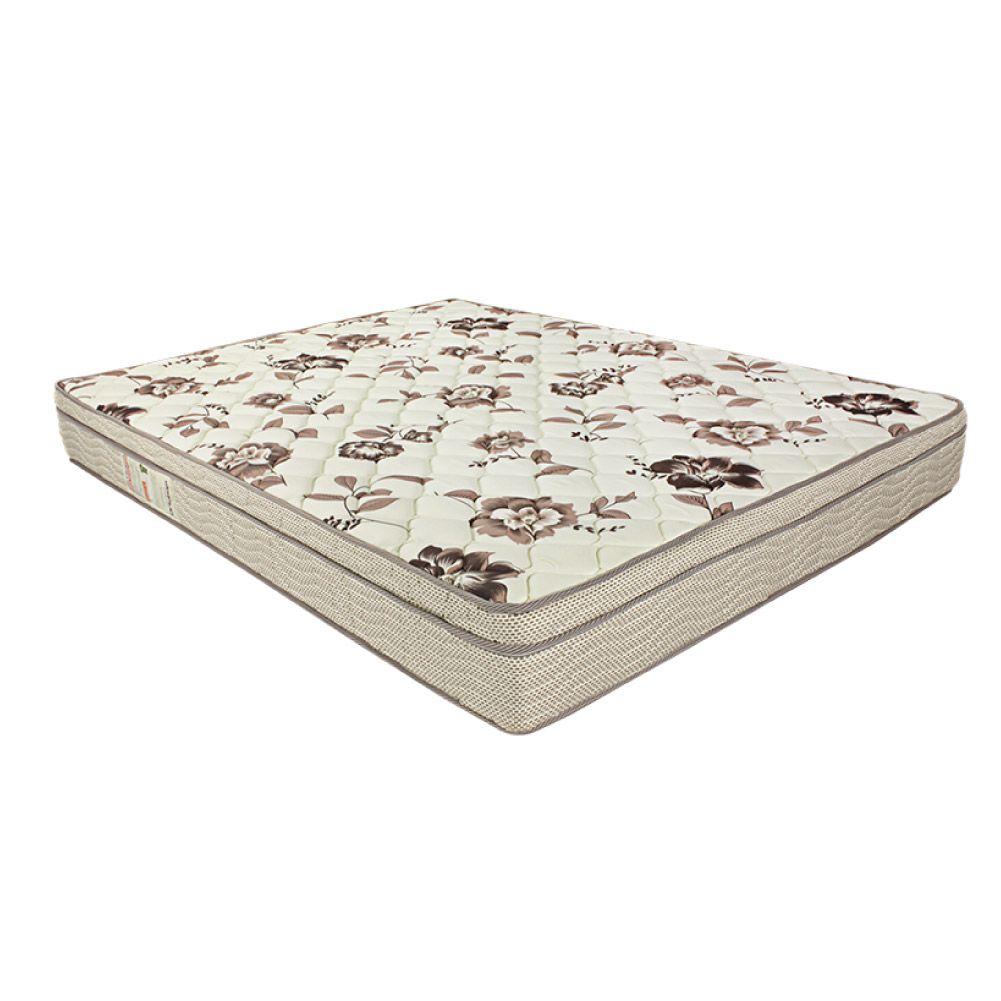 Cama Box Com Baú Casal + Colchão De Espuma D28 - Ortobom - Phyisical Mega Resistente 138cm