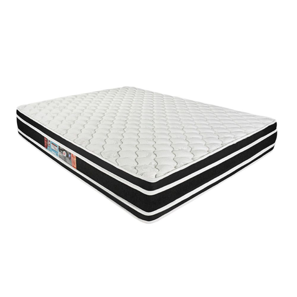 Colchão De Espuma D33 Casal - Castor - Black & White Double Face 138cm