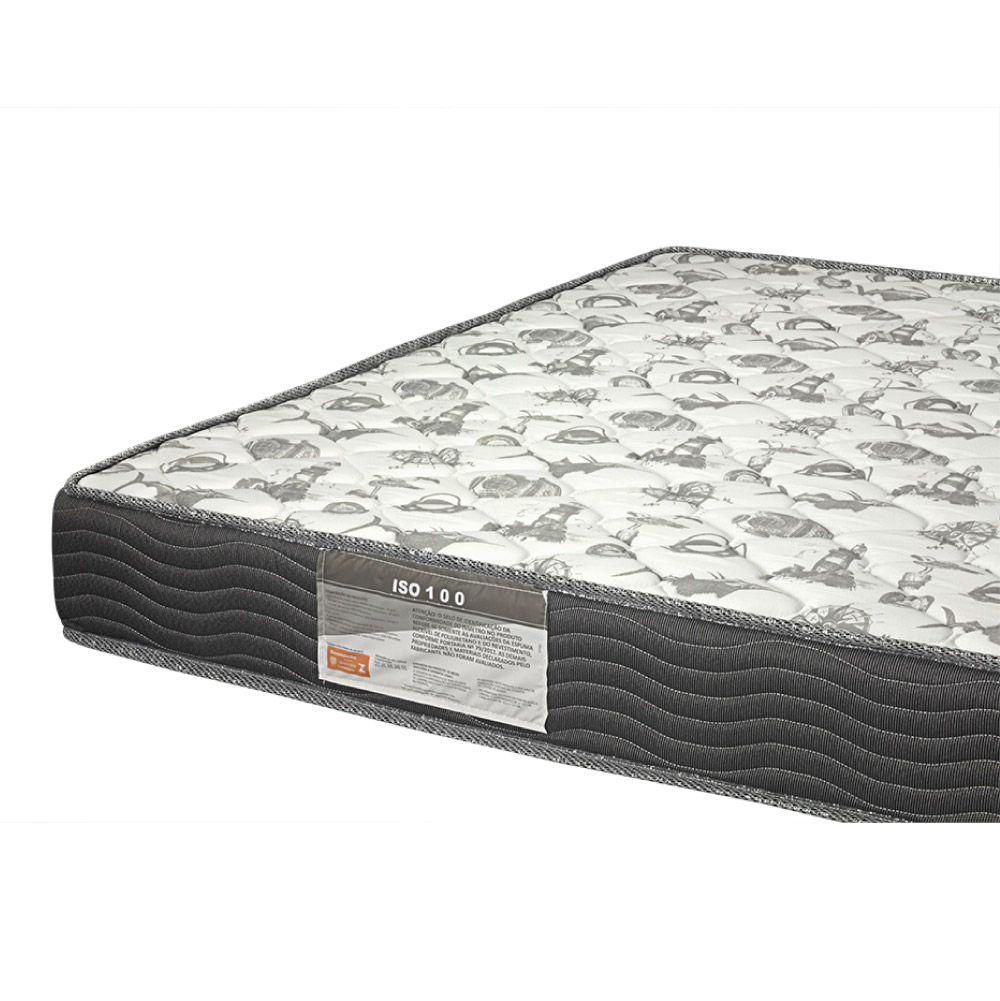Colchão De Espuma D33 Casal - Ortobom - ISO 100 138cm