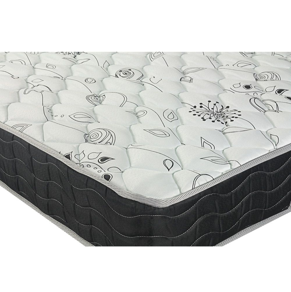 Colchão De Molas Casal - Probel - Sleep Black Prolastic 138cm