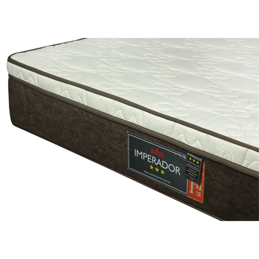 Colchão De Molas  - Comfort Prime - Imperador 138cm
