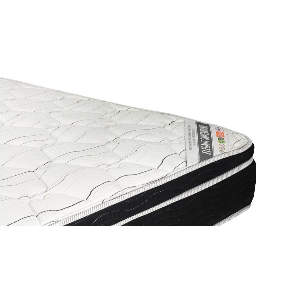 Colchão De Molas Ensacadas Casal - Ortobom - SuperPocket Elegant 138cm