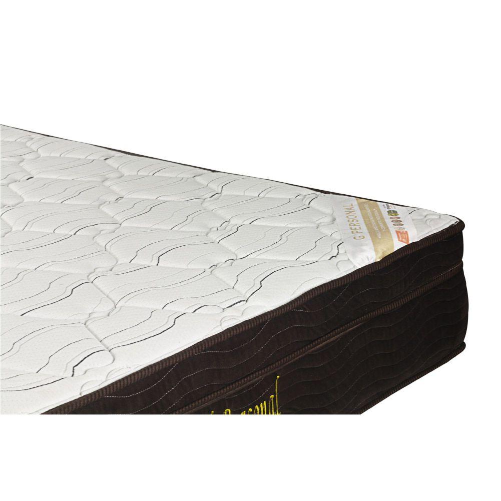 Colchão De Molas Ensacadas Queen - Ortobom - Gold Personal 158cm