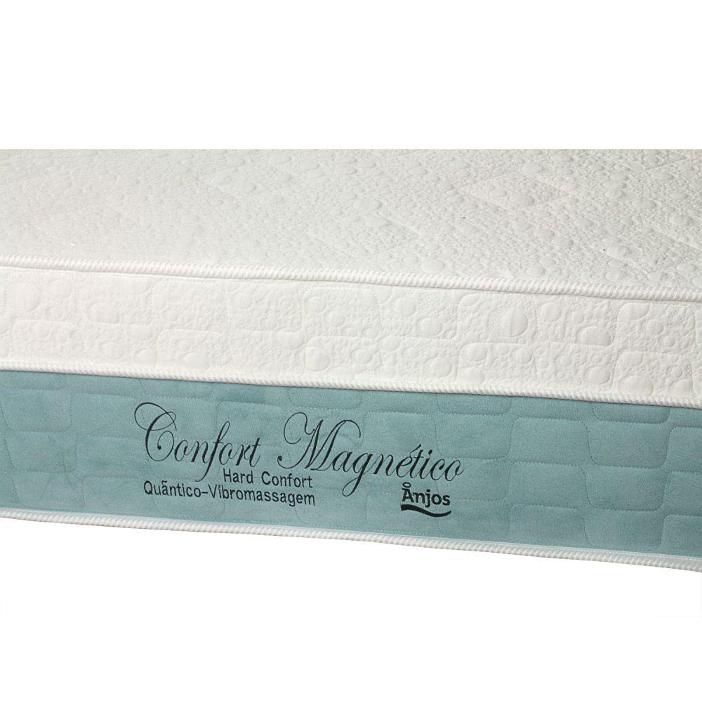 Colchão Massageador c/ Infravermelho Casal - Anjos - Confort Magnético 138cm