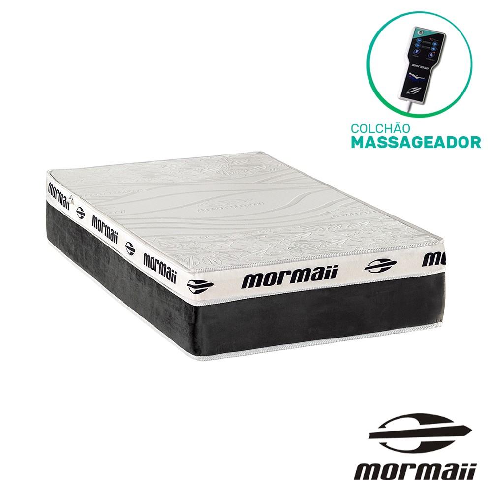 Colchão Massageador Solteiro - Mormaii - Pocket 88x188x30cm