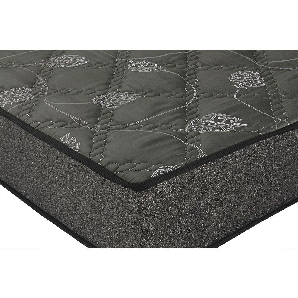 Cama Box Com Baú Solteiro + Colchão De Espuma D23 - Prorelax - Sienna 14x188x78cm