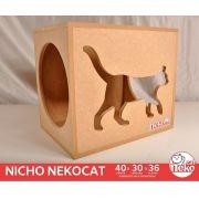 Nicho NekoCat -  Mdf Cru
