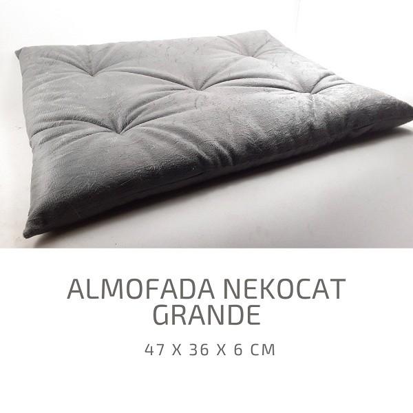 Kit Nicho Gatos Grandes + Almofada + 04 Prateleiras + Ponte