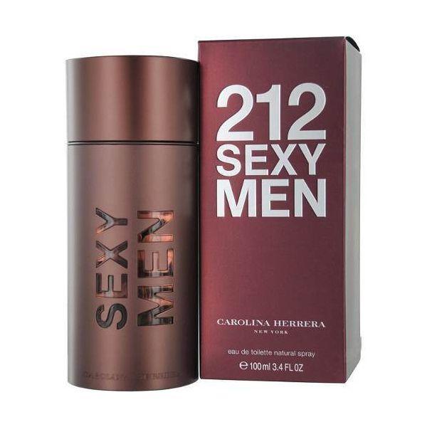 d1e97cf5b Perfume Masculino Carolina Herrera 212 Sexy Men Eau de Toilette ...