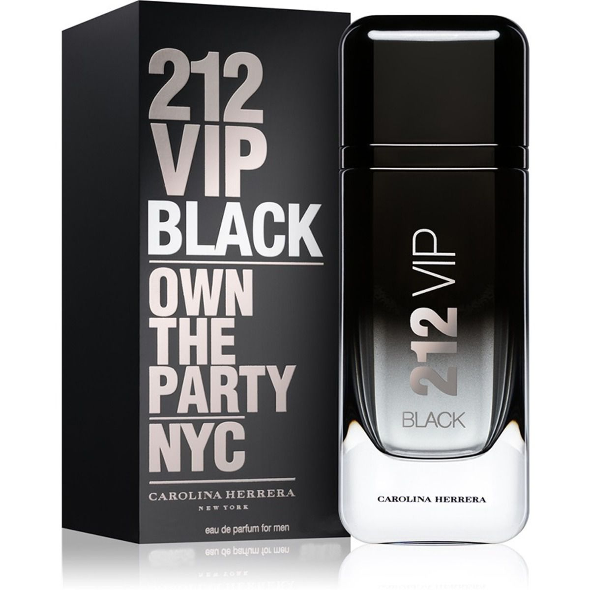 e8b8fb0061 Perfume Masculino Carolina Herrera 212 VIP Black Eau de Parfum ...