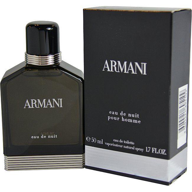 3a617a861 Perfume Masculino Giorgio Armani Eau de Nuit Eau de Toilette ...