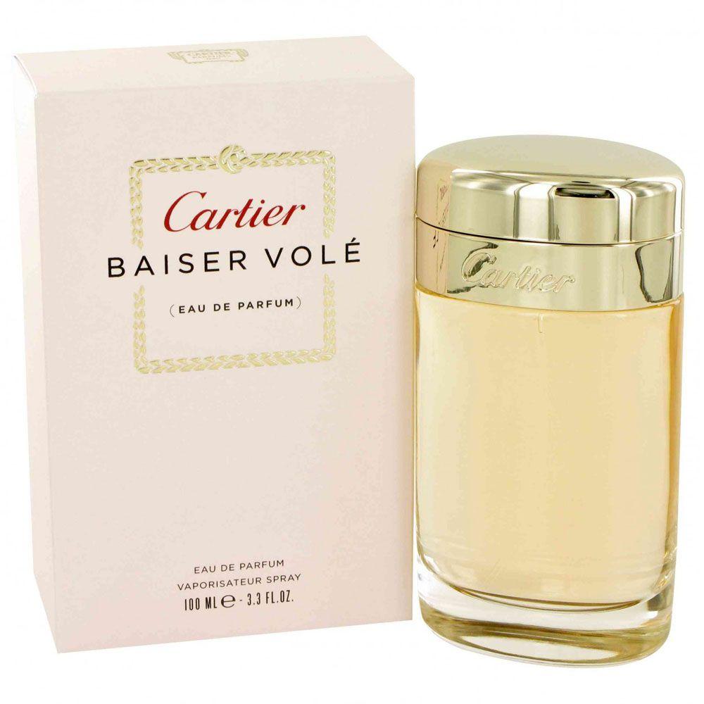 1c0a9126d06 Perfume Feminino Cartier Baiser Volé Eau de Parfum - LAlchimiste ...