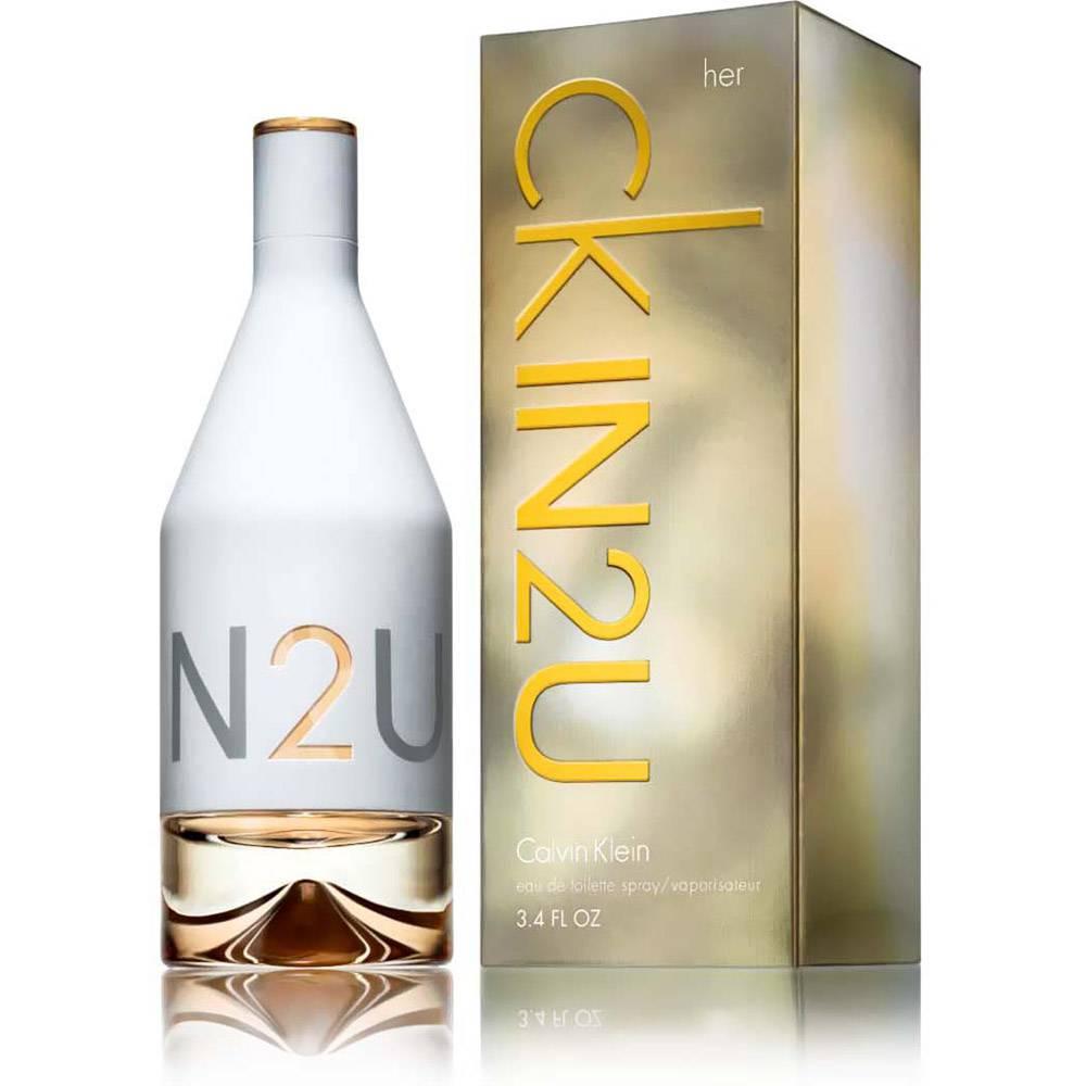 1c7cba446ce25 Perfume Feminino Calvin Klein CK In 2U Her Eau de Toilette ...