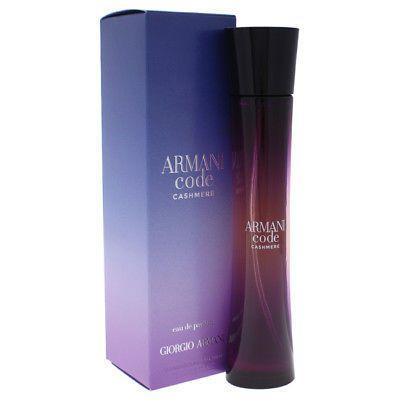 mahtavat hinnat paras laatu virallinen sivusto Perfume Feminino Giorgio Armani Code Cashmere Eau de Parfum