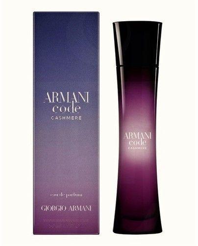 c687d9b5ae2 Perfume Feminino Giorgio Armani Code Cashmere Eau de Parfum ...