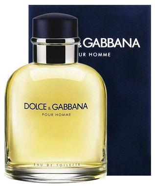 6b2a141770518 Perfume Masculino Dolce   Gabbana pour Homme Eau de Toilette ...