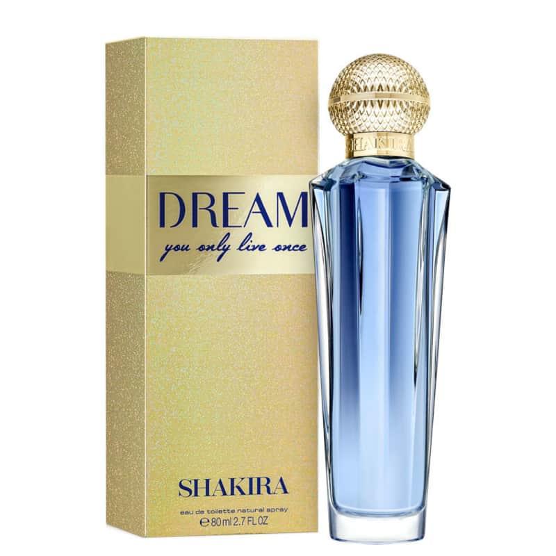0cc033e771 Perfume Feminino Shakira Dream Eau de Toilette - LAlchimiste ...