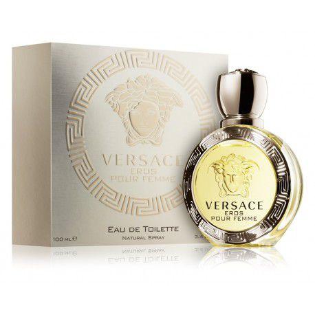 0ba1f2031d Perfume Feminino Versace Eros pour Femme Eau de Toilette ...