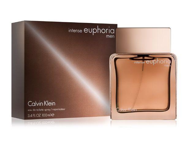 bec2cdf0d Perfume Masculino Calvin Klein Euphoria Men Intense Eau de Toilette ...