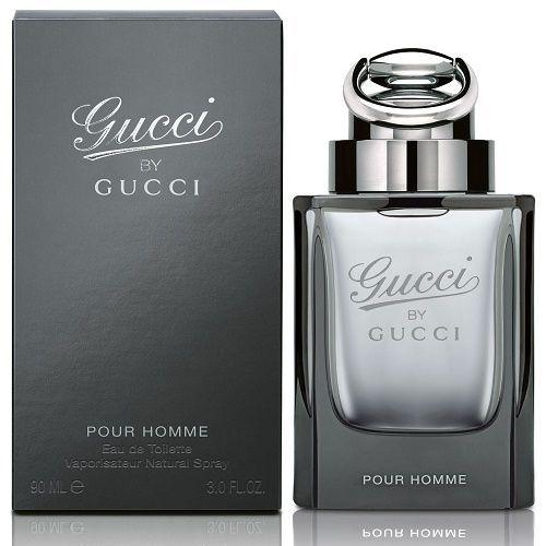 144abc501 ... Perfume Masculino Gucci by Gucci pour Homme Eau de Toilette 90ml