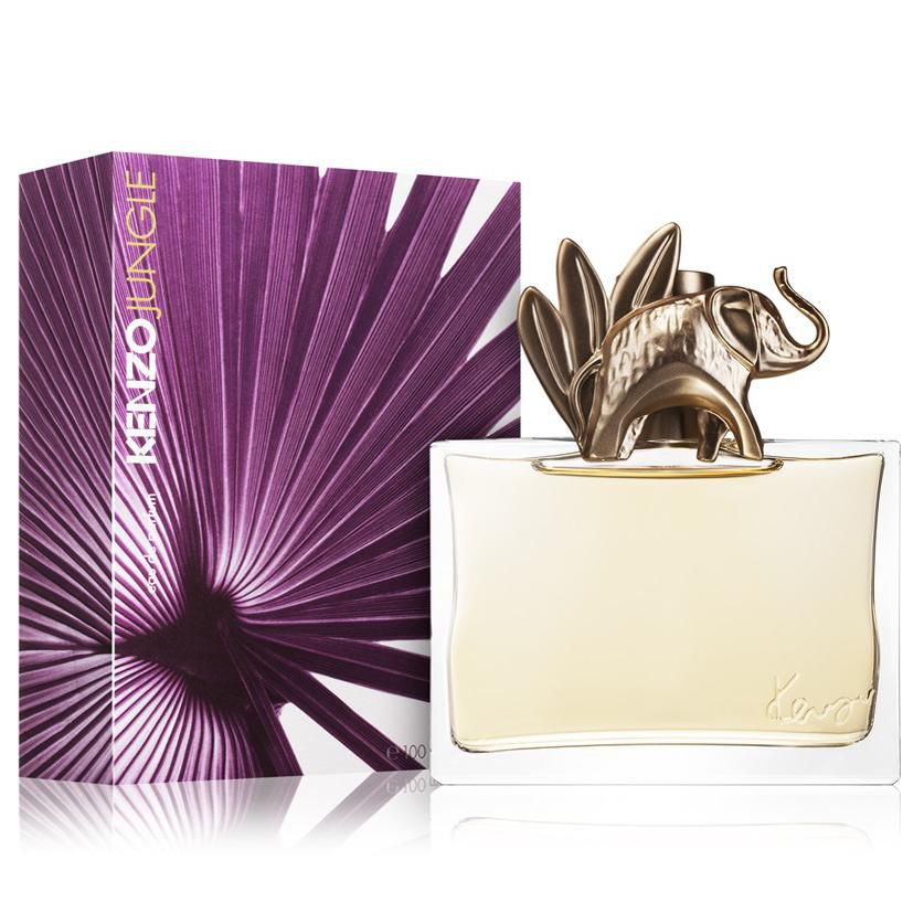 Jungle Perfume Feminino L'élephant Eau Kenzo Parfum De F1JTK3lc