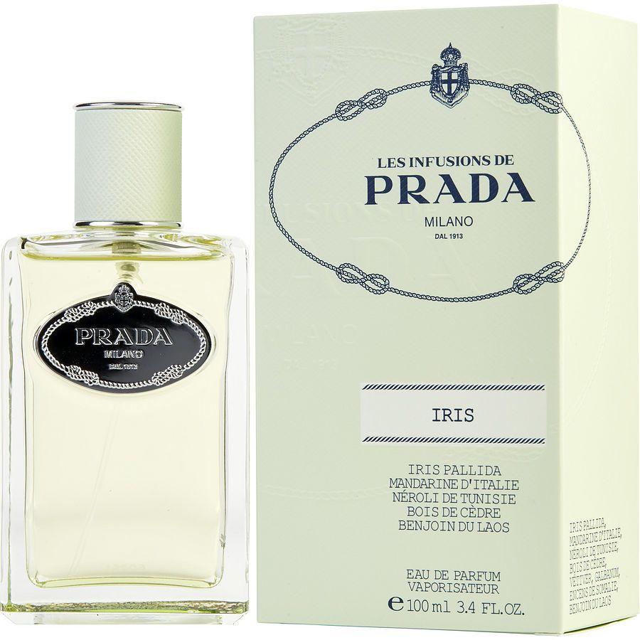 b33170895 ... Perfume Feminino Les Infusions de Prada - Iris Eau de Parfum