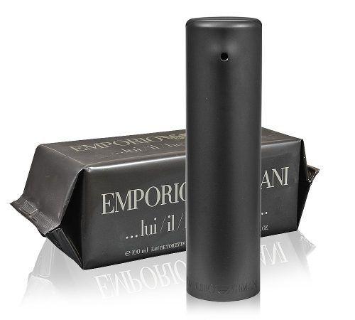 9b1b3d337c8 Perfume Masculino Emporio Armani He Lui Eau de Toilette 100ml ...