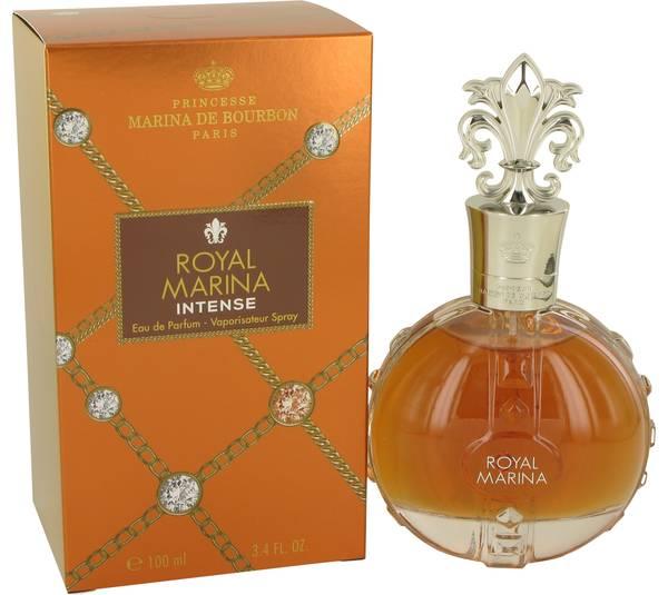 526c2eab3 Perfume Feminino Marina de Bourbon Royal Marina Intense Eau de Parfum 100ml