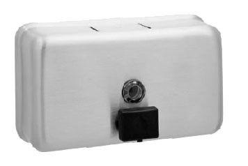 Dispenser manual para sabonete líquido Bobrick B-2112