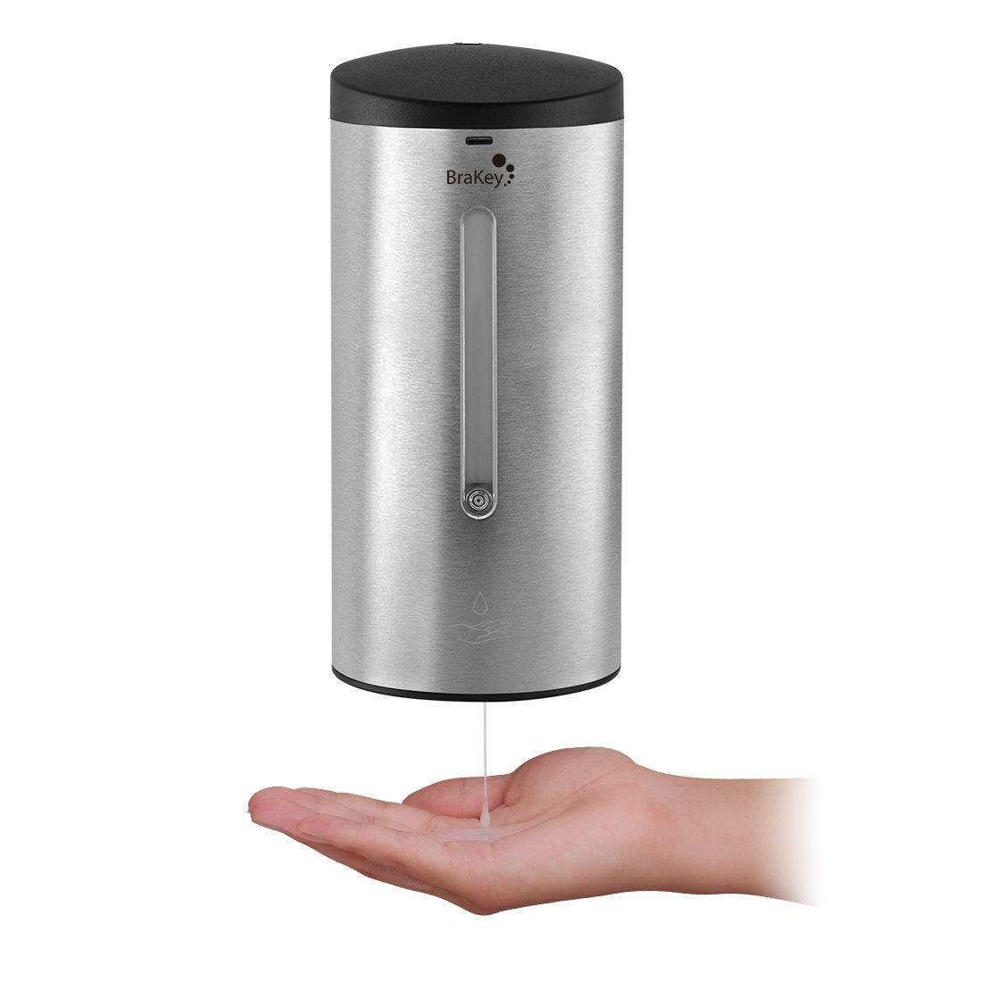 Dispenser Brakey para álcool gel ou para sabonete líquido CA-1205