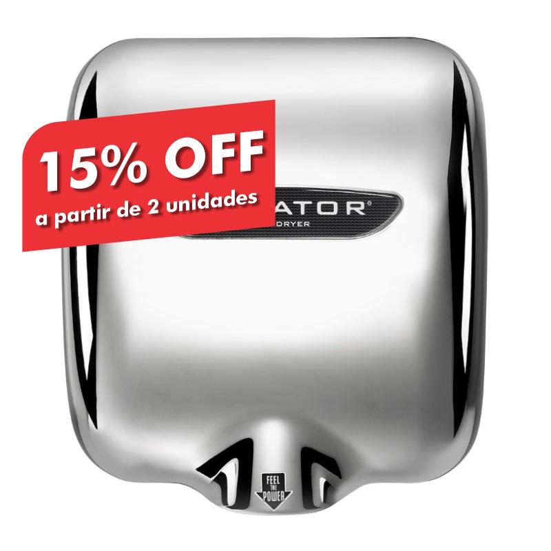 Secador de mãos XL - CP Xlerator Excel Dryer
