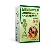 Sabonete para Cachorro Antipulgas e Carrapatos