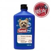 Shampoo Antipulgas Sanol para Cachorro