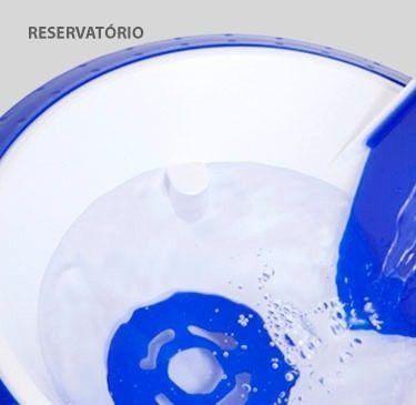 Bebedouro Fonte para Gatos Luppet Azul