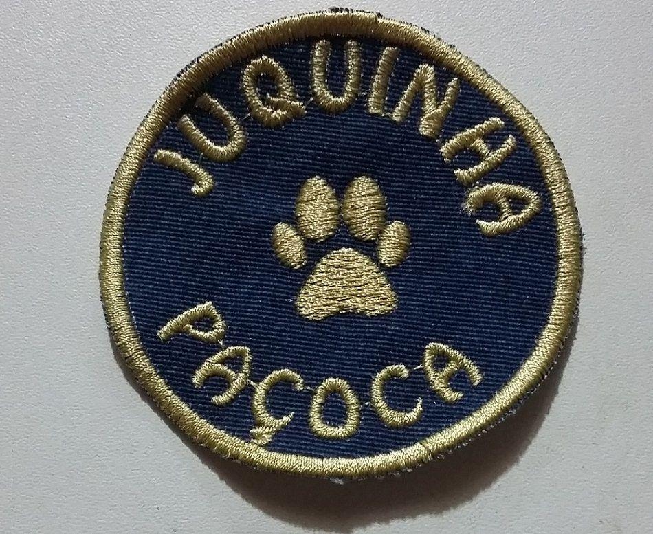 Bordado para Camas Personalizadas Retangular para Gatos e cachorros