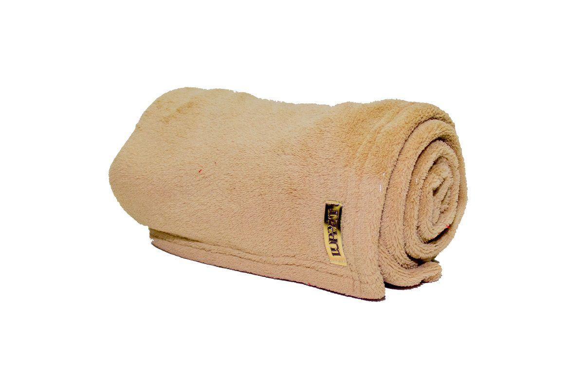 Cobertor para Cachorro ou Gato Caramelo