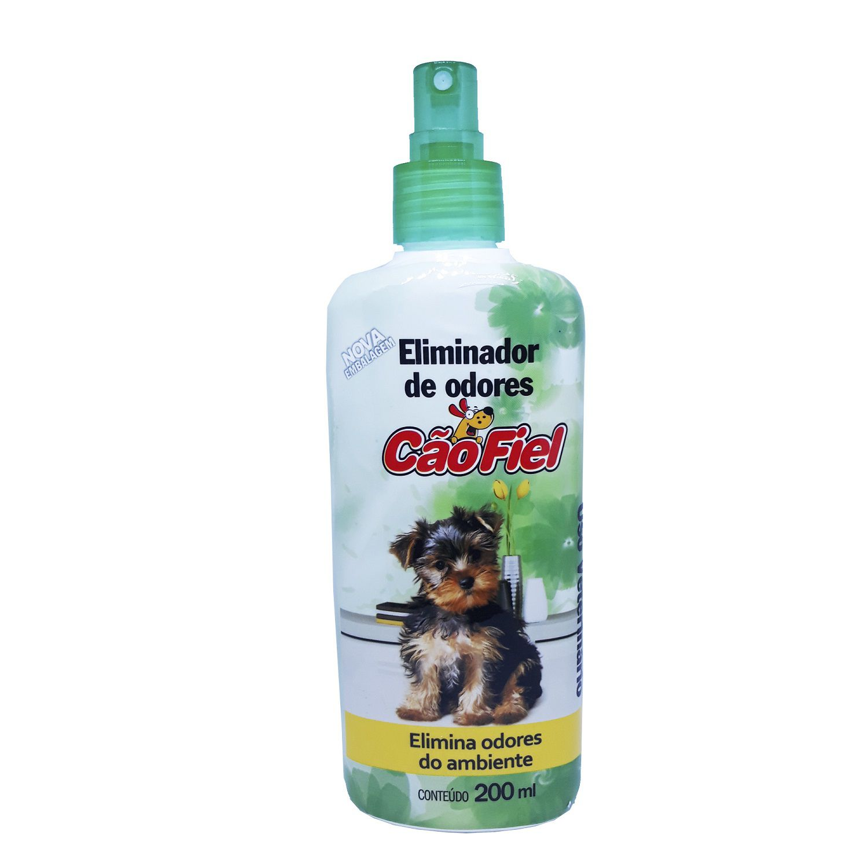 Eliminador de Odores de Cachorro e Gatos