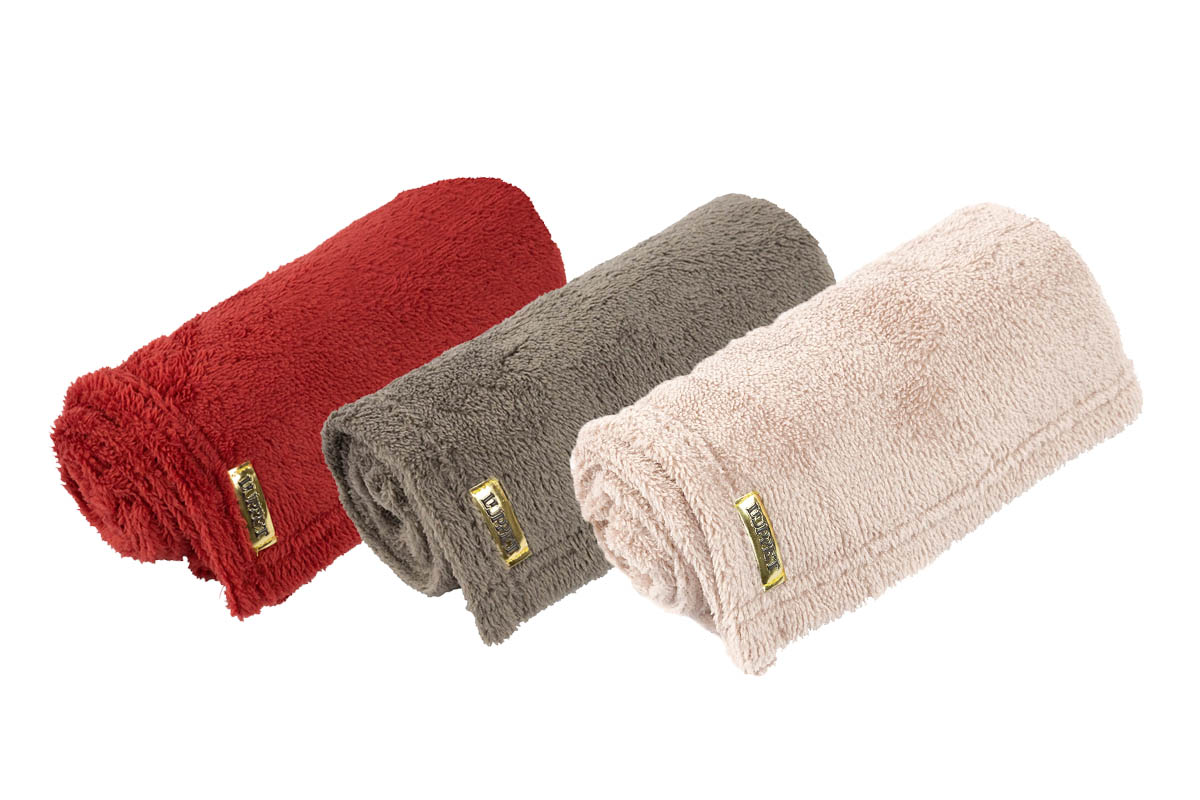 Kit 3 Mantas Cobertor Luppet para Cachorro ou Gato