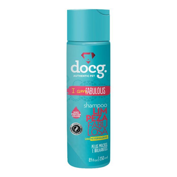 Shampoo Pelos Brilhantes para Cachorro e Gatos
