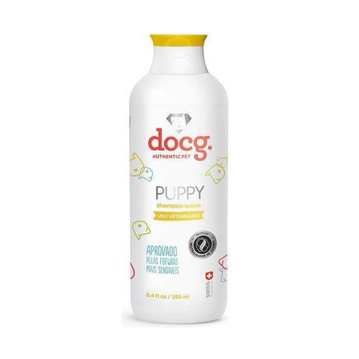 Shampoo Puppy Suave para Cachorro e Gatos