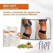 Kit Bio Hot Wasabi Gengibre Fler